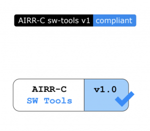 AIRR-C Software Working Group announces SONAR as the first certified AIRR compliant tool
