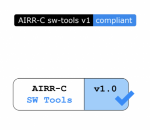 A newly certified AIRR-compliant software tool: The Immcantation Framework